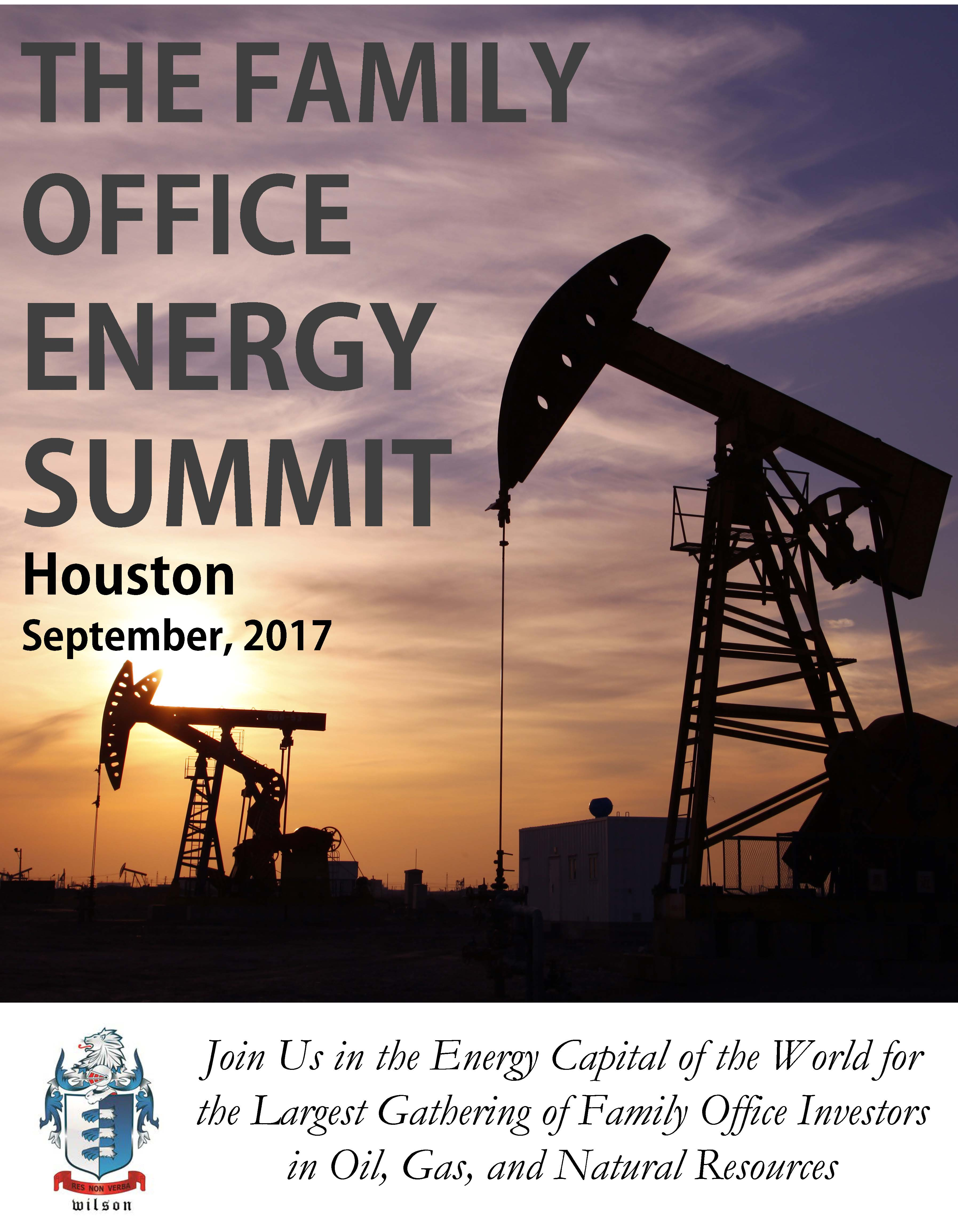 The Family Office Energy Summit