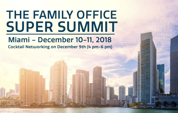 1 Largest Family Office Conference