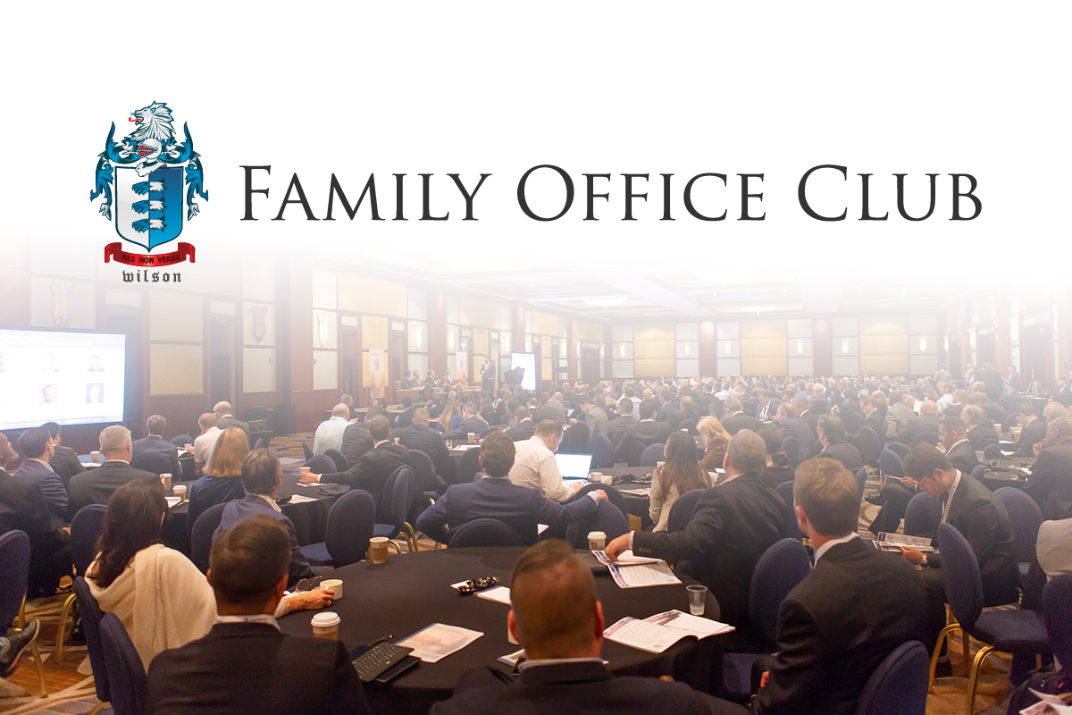 The Family Office Club - The private club with 1,750 registered