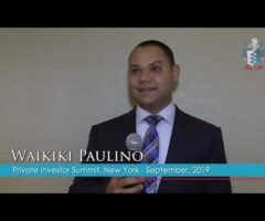 Family Office Club Charter Member Testimonial by Waikiki Paulino